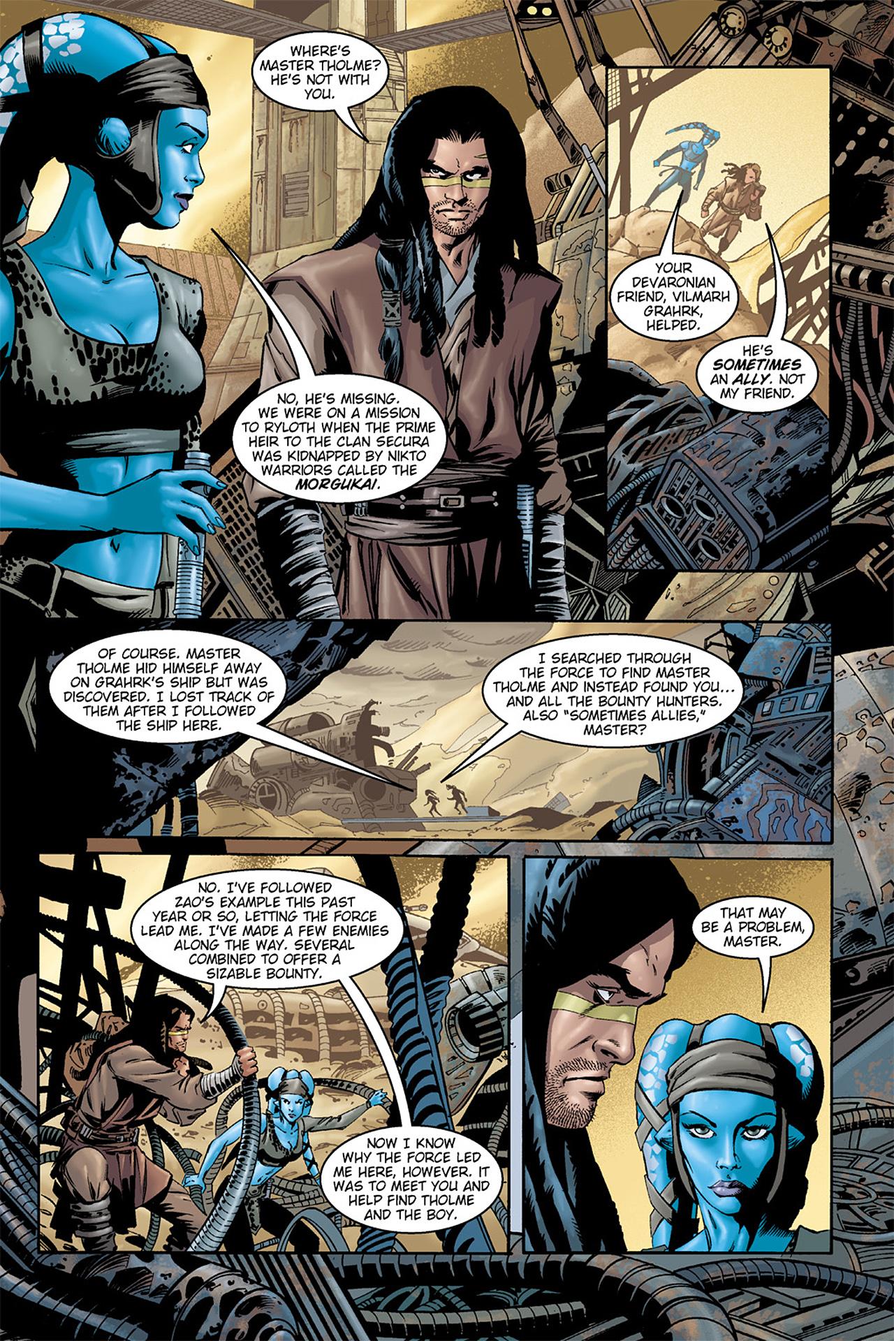 Read online Star Wars Omnibus comic -  Issue # Vol. 15.5 - 162