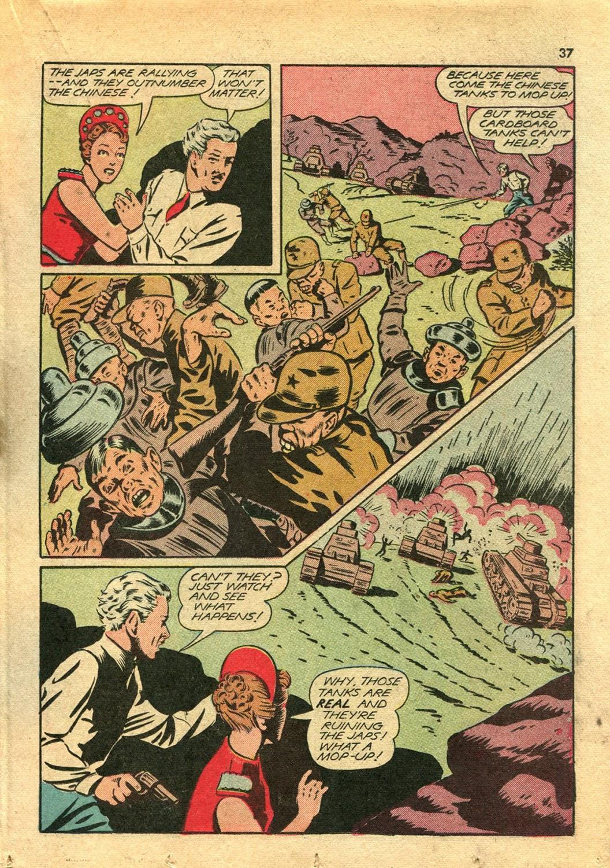 Read online Super-Magician Comics comic -  Issue #14 - 36