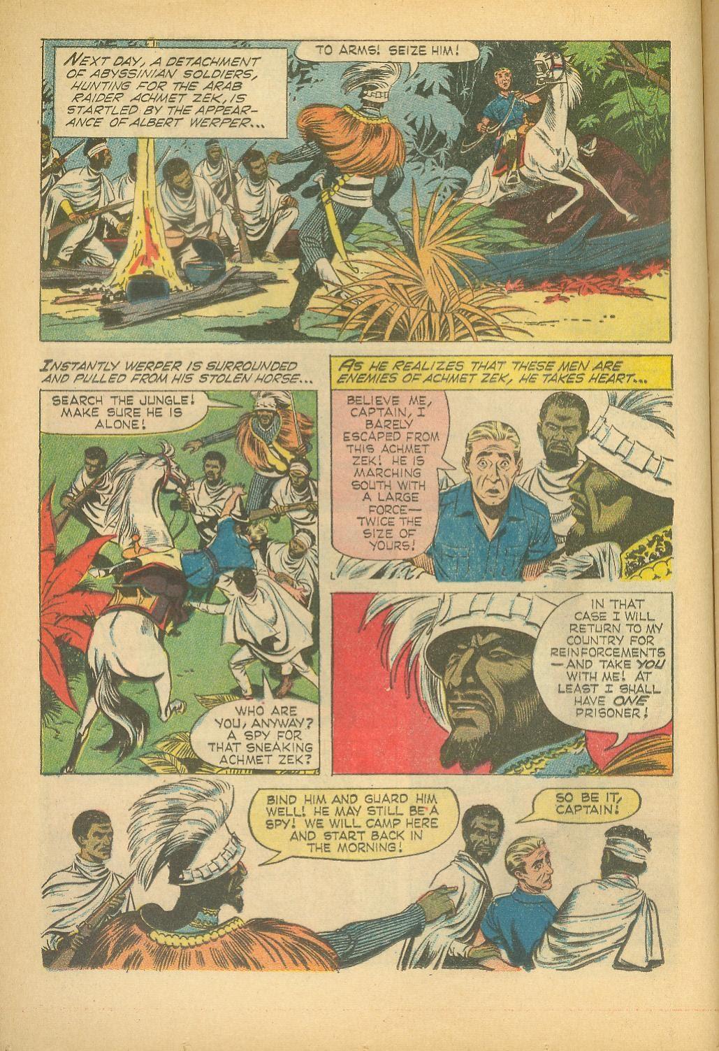 Tarzan (1962) issue 160 - Page 12