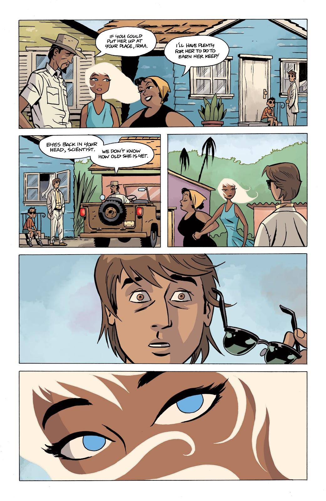 Read online The Twilight Children comic -  Issue #2 - 8