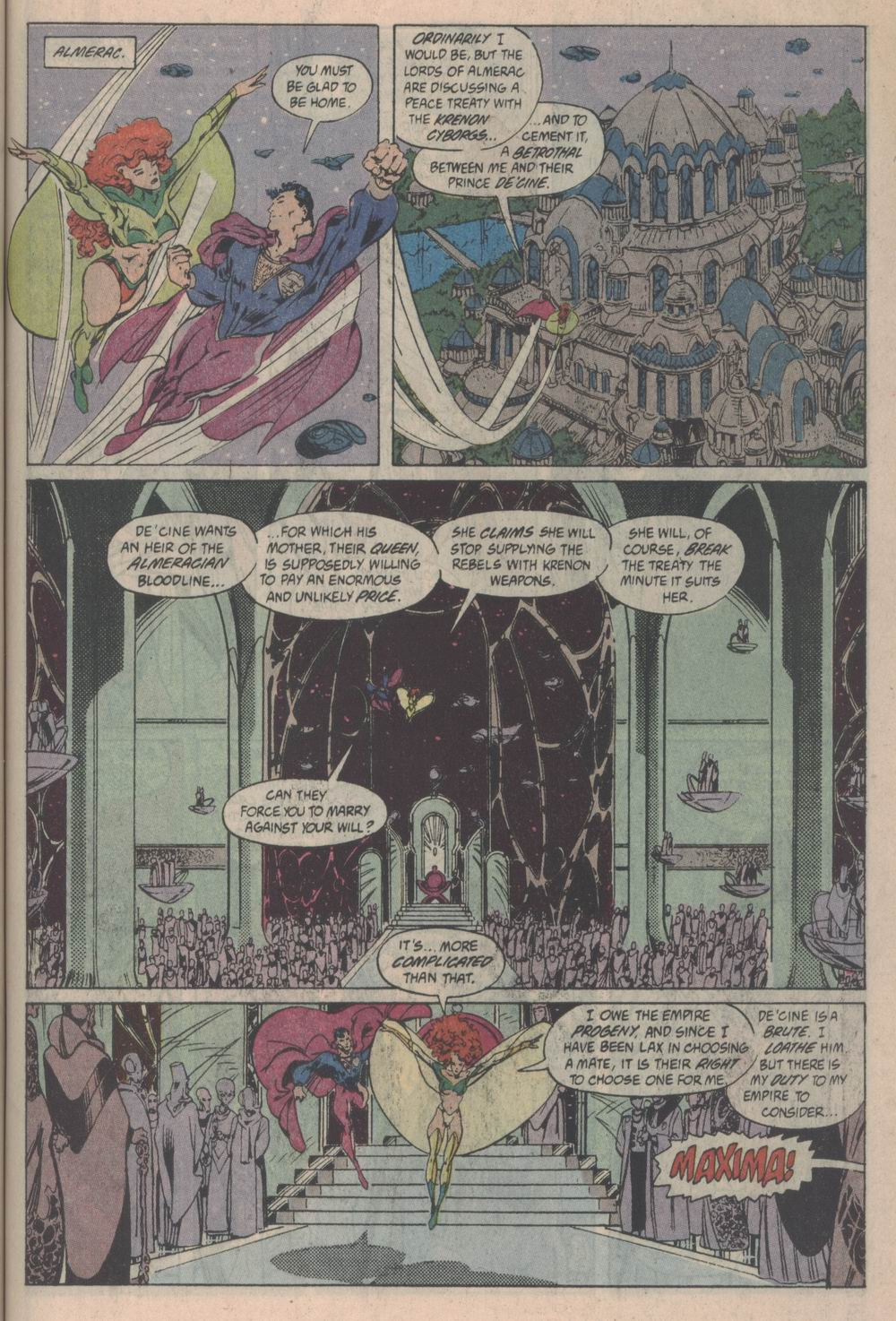 Adventures of Superman (1987) issue _Annual_3 - Page 29