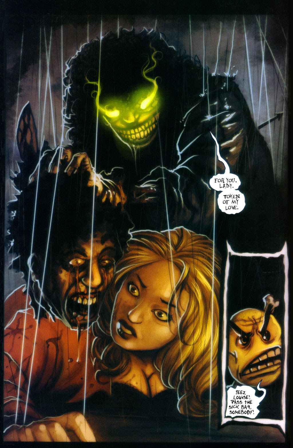 Read online Evil Ernie in Santa Fe comic -  Issue #2 - 22