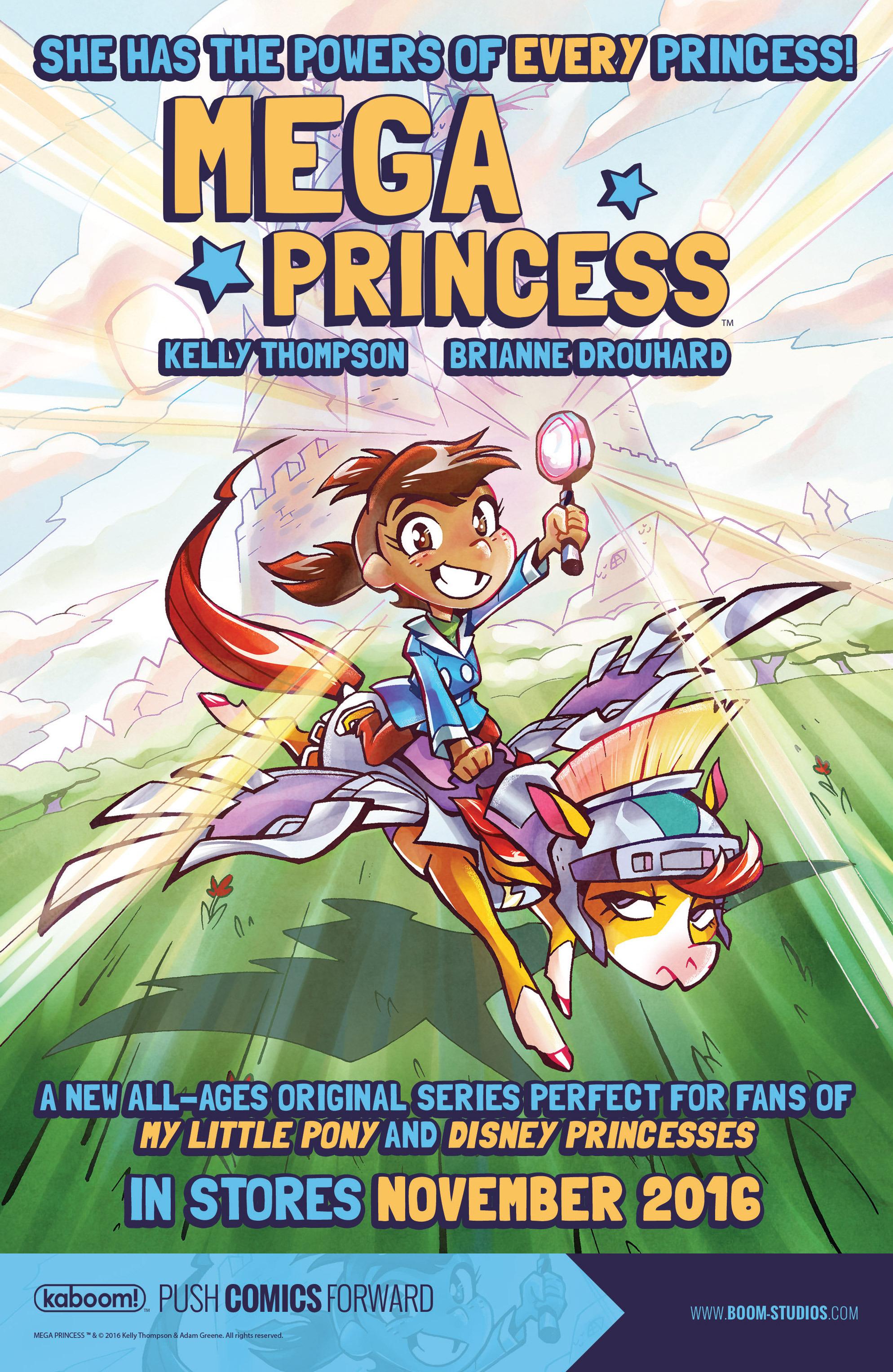 Read online Adventure Time Comics comic -  Issue #3 - 26
