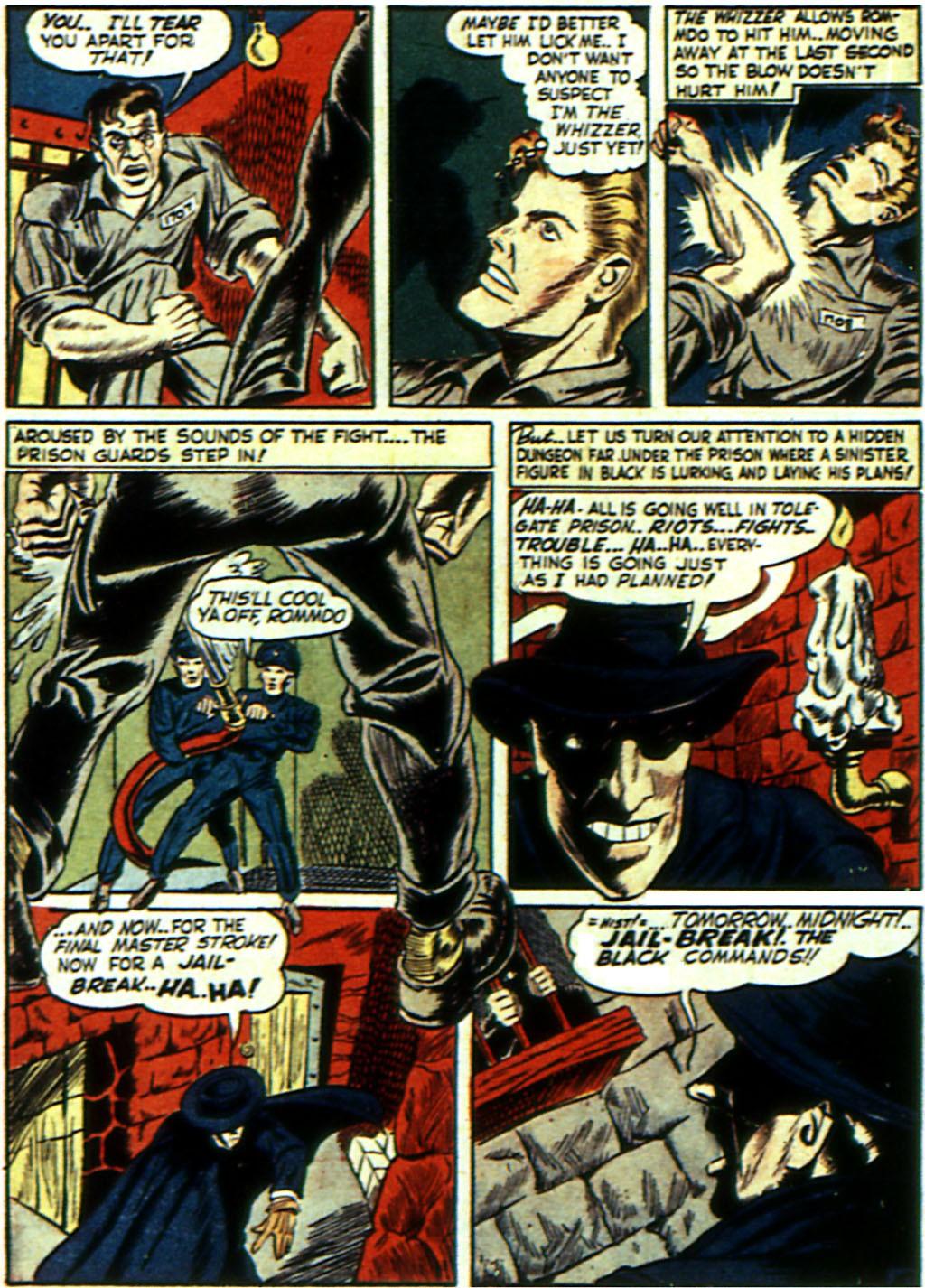 Read online All-Winners Comics comic -  Issue #3 - 33