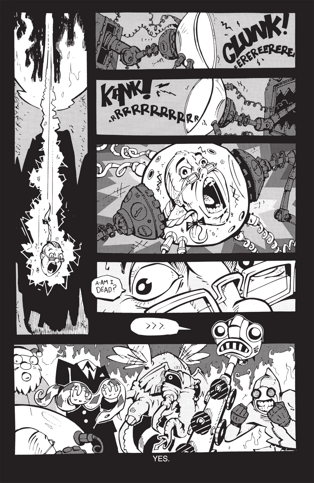 Read online Scud: The Disposable Assassin: The Whole Shebang comic -  Issue # TPB (Part 2) - 216