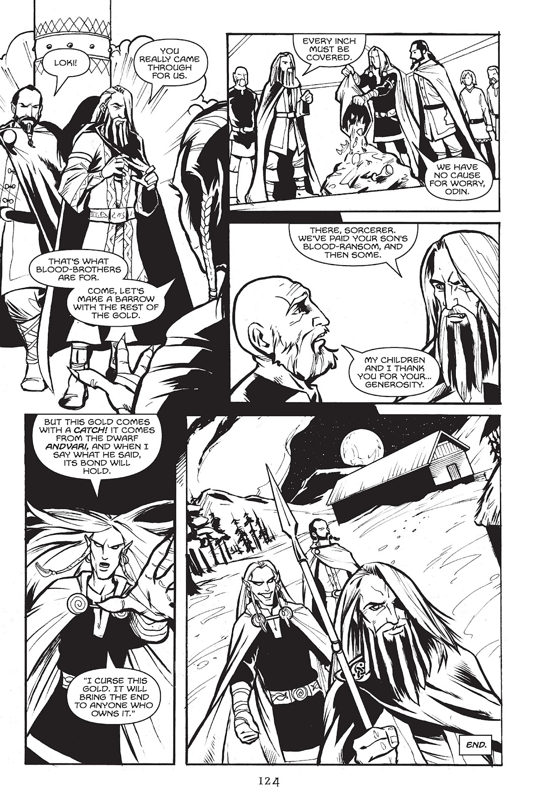 Read online Gods of Asgard comic -  Issue # TPB (Part 2) - 26