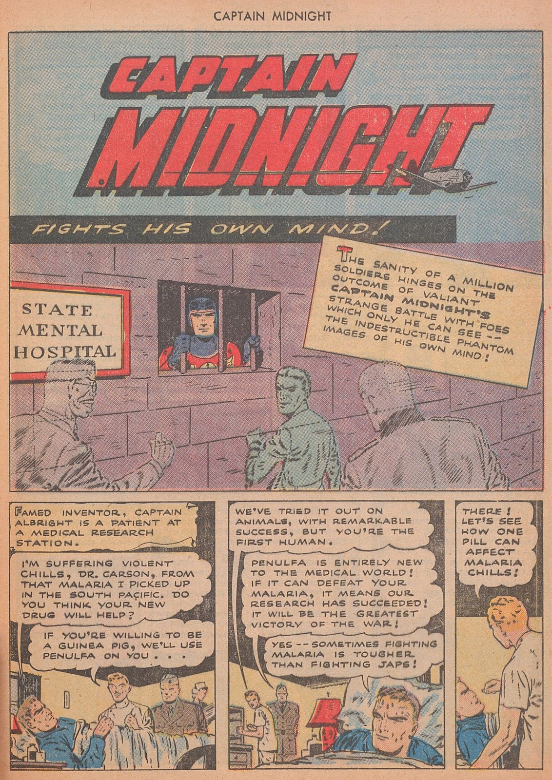 Captain Midnight (1942) issue 29 - Page 25