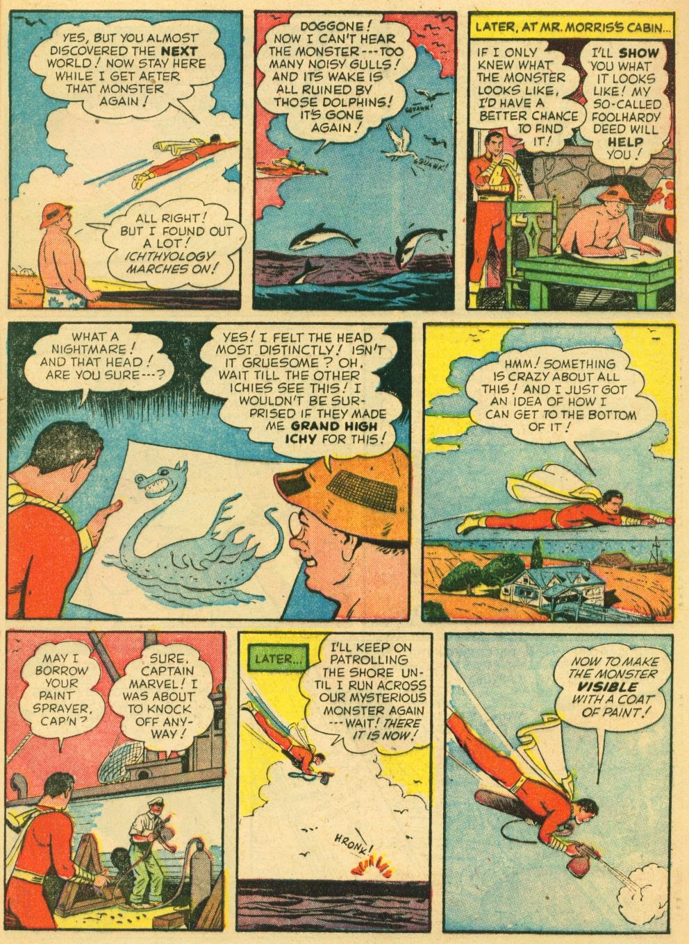 Captain Marvel Adventures issue 130 - Page 33