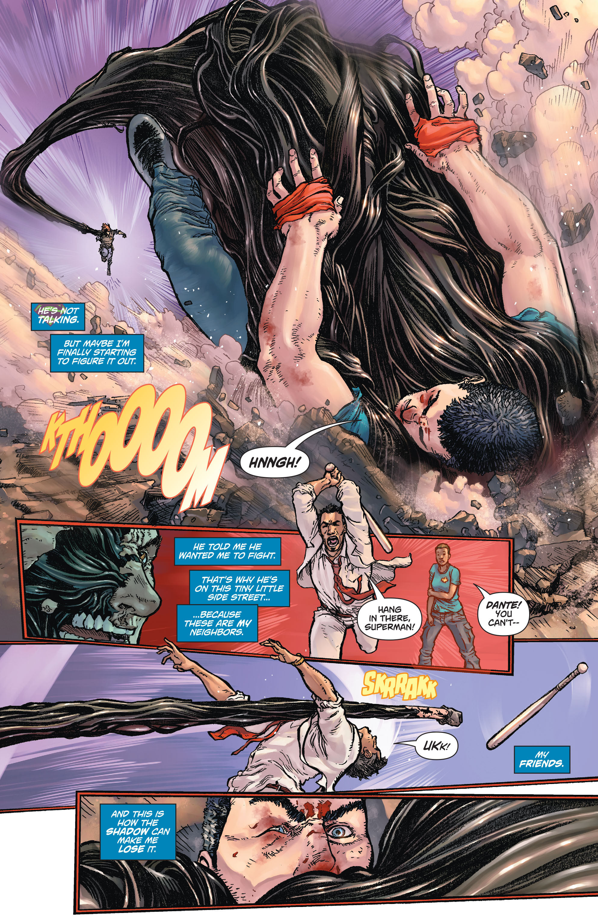 Read online Action Comics (2011) comic -  Issue #43 - 7
