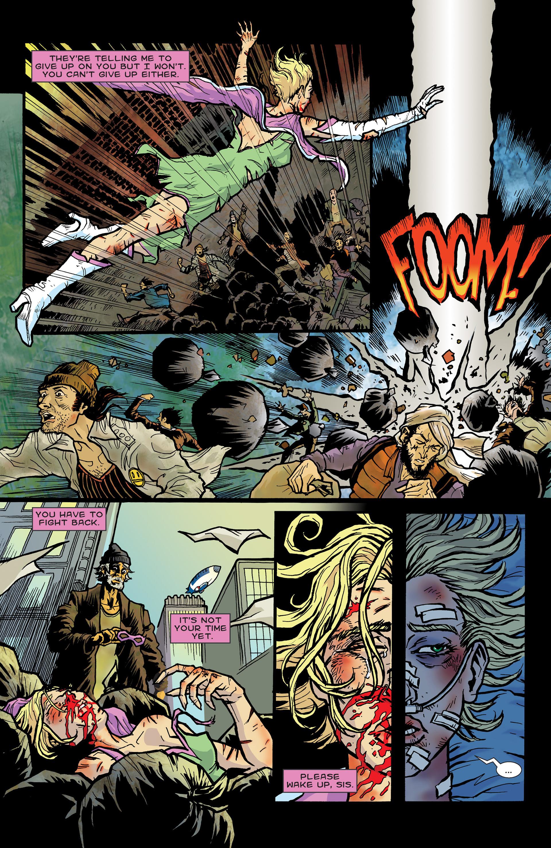 Read online Birth of Venus comic -  Issue #1 - 5