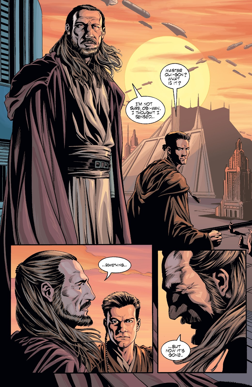 Read online Star Wars Legends: Rise of the Sith - Epic Collection comic -  Issue # TPB 2 (Part 2) - 60