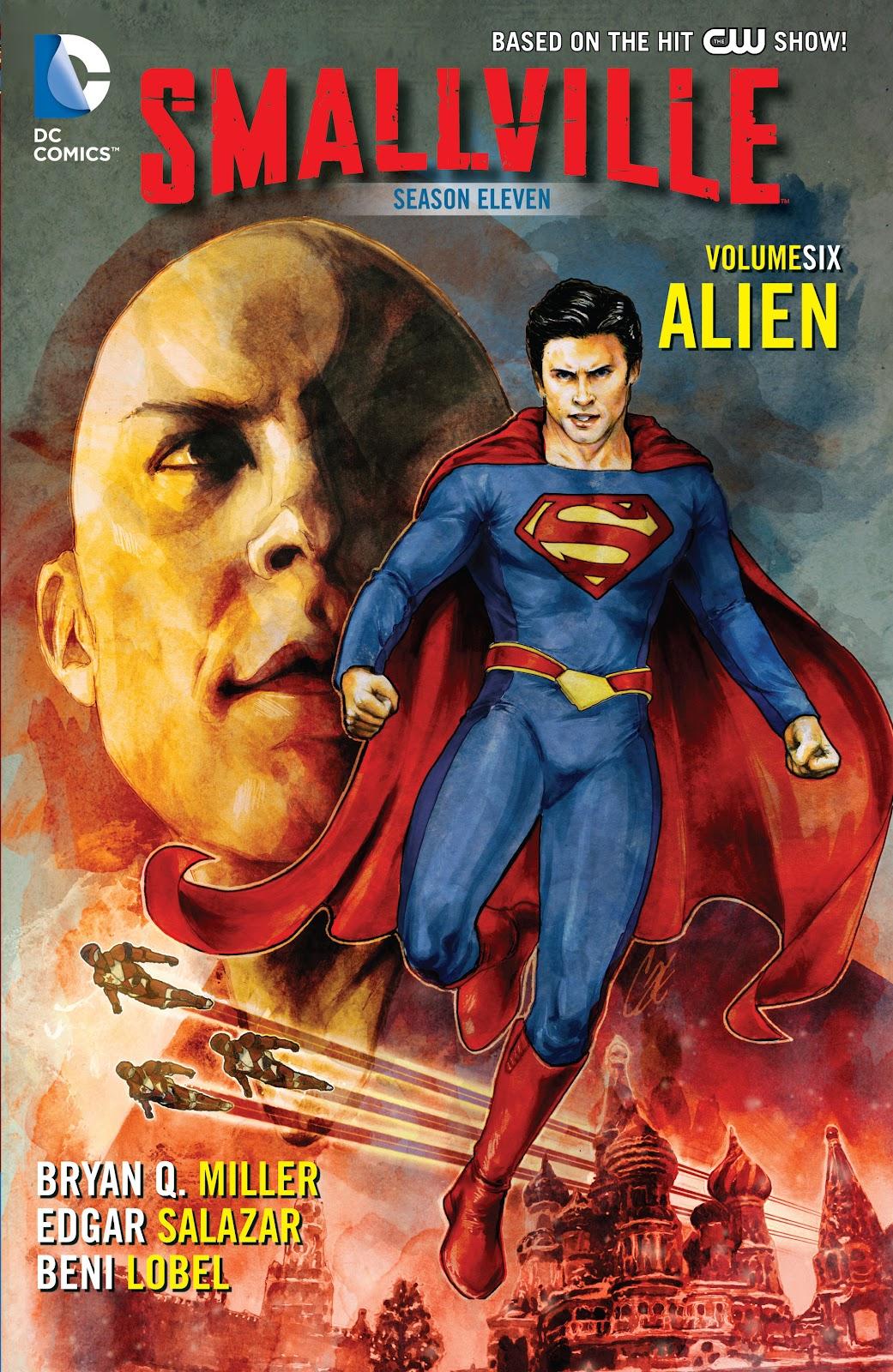 Read online Smallville Season 11 [II] comic -  Issue # TPB 6 - 1