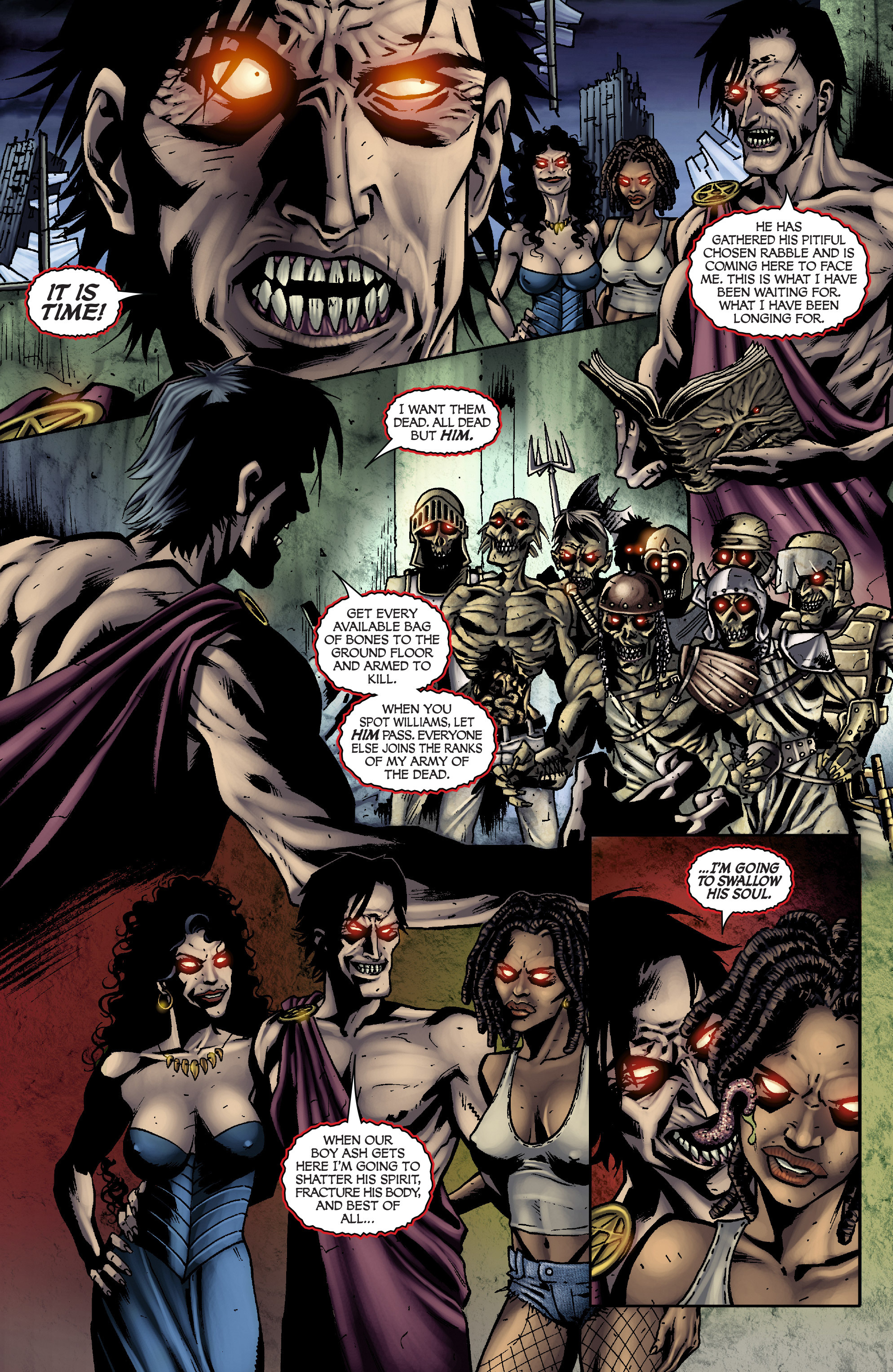 Read online Army of Darkness: From the Ashes comic -  Issue #Army of Darkness: From the Ashes TPB - 83