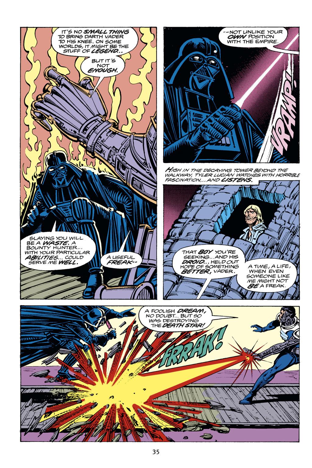 Read online Star Wars Omnibus comic -  Issue # Vol. 14 - 36
