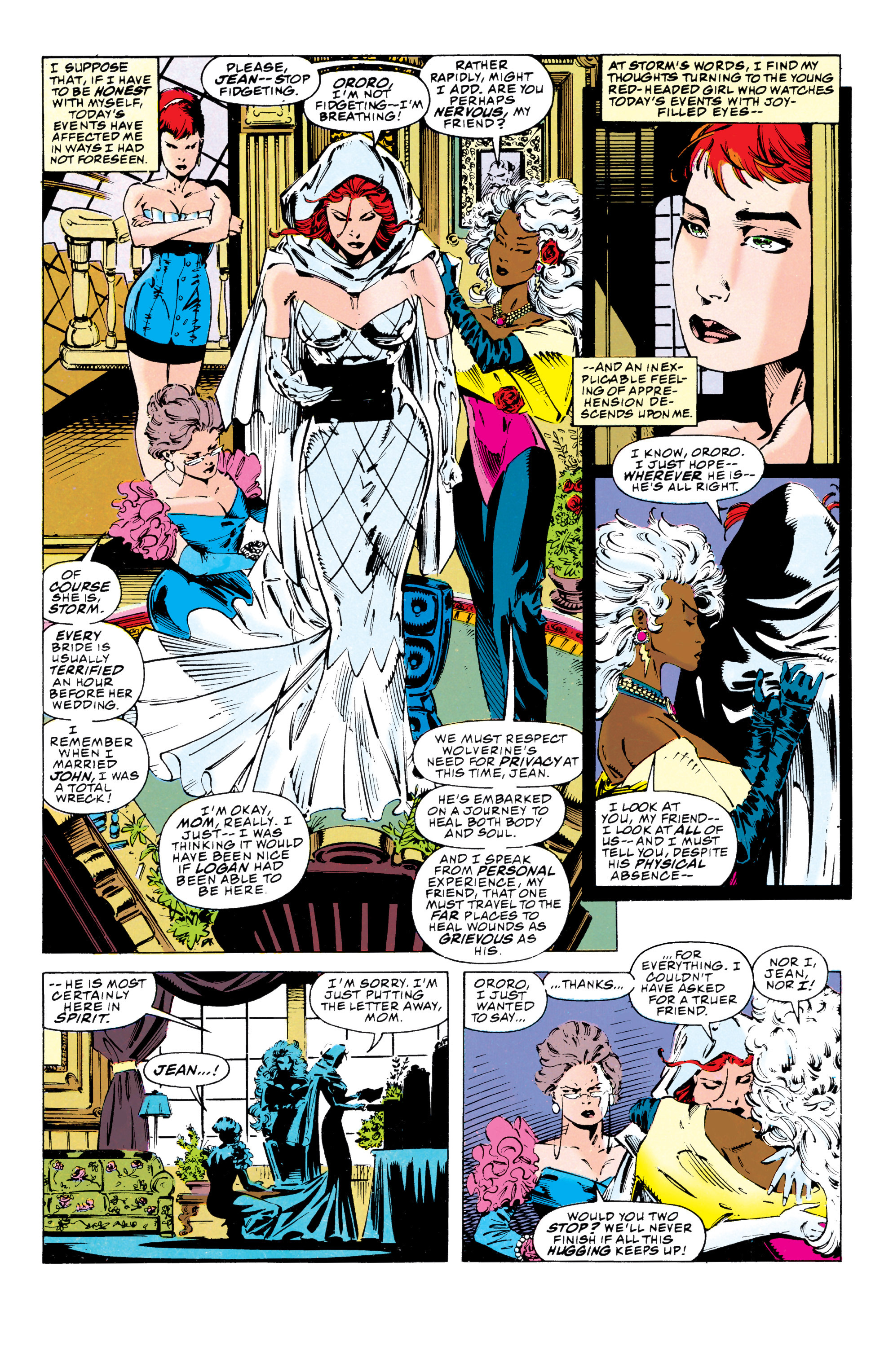 X-Men (1991) 30 Page 3