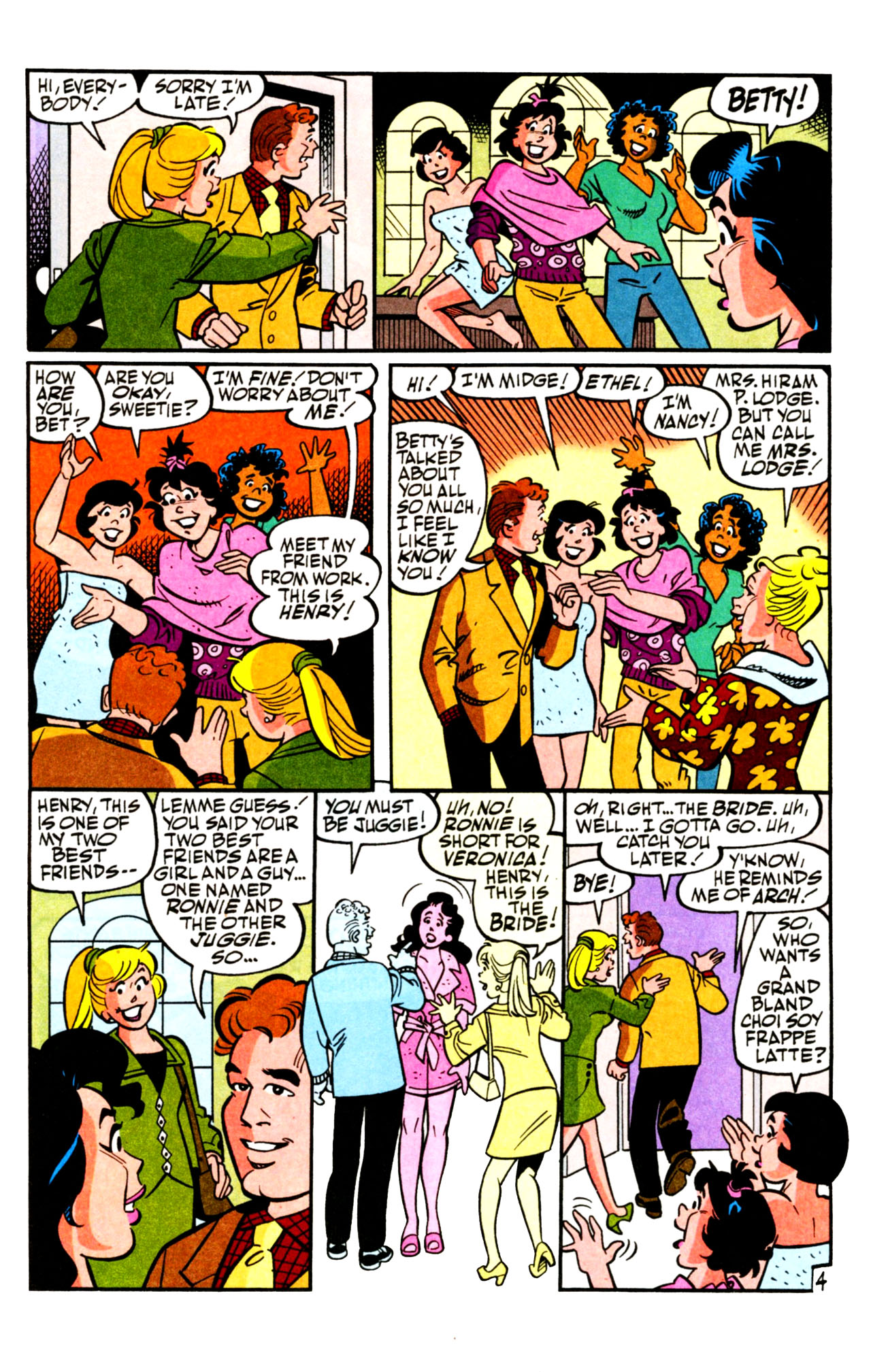 Read online Archie (1960) comic -  Issue #601 - 9