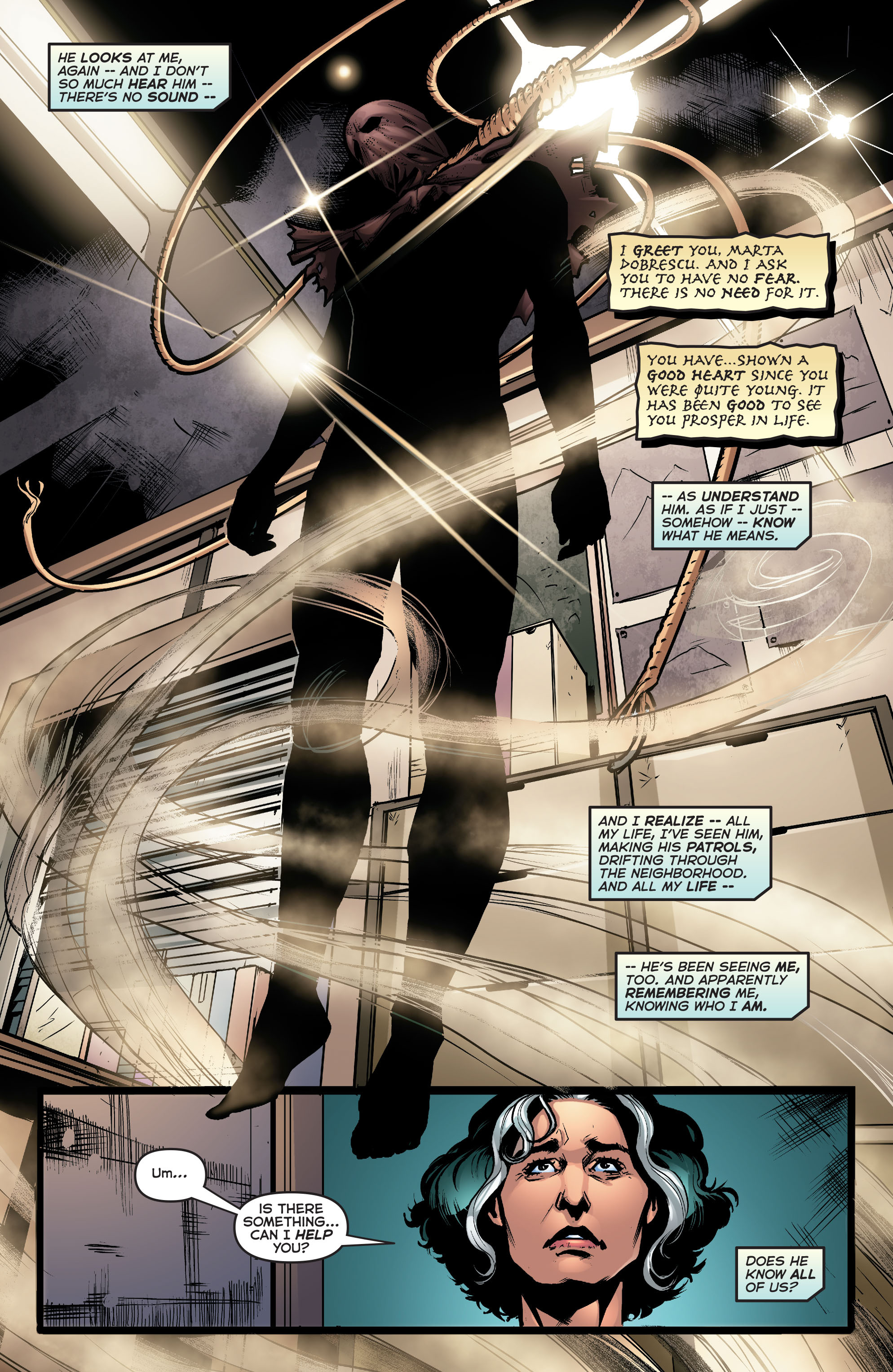 Read online Astro City comic -  Issue #39 - 13