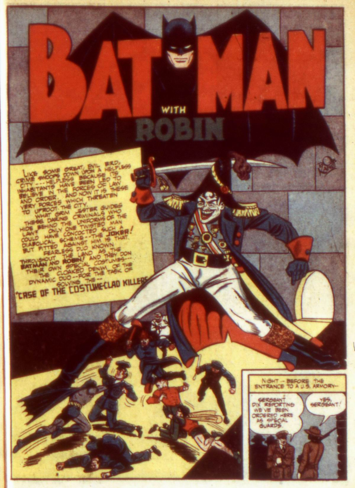 Read online Detective Comics (1937) comic -  Issue #60 - 3