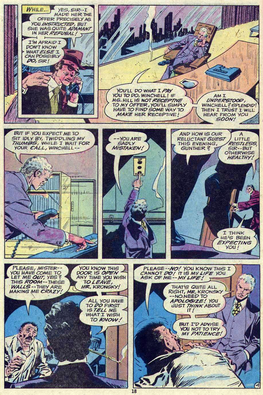 Read online Adventure Comics (1938) comic -  Issue #460 - 18