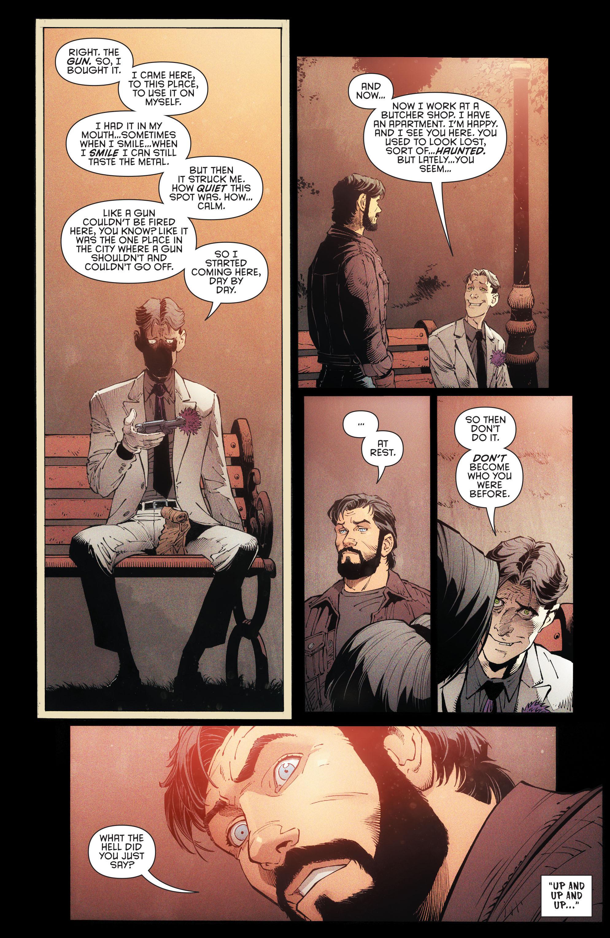 Read online Batman (2011) comic -  Issue # _TPB 9 - 57