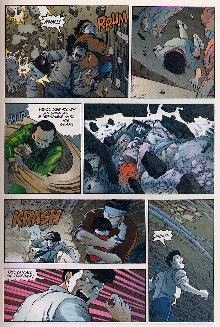 Read online Akira comic -  Issue #32 - 14