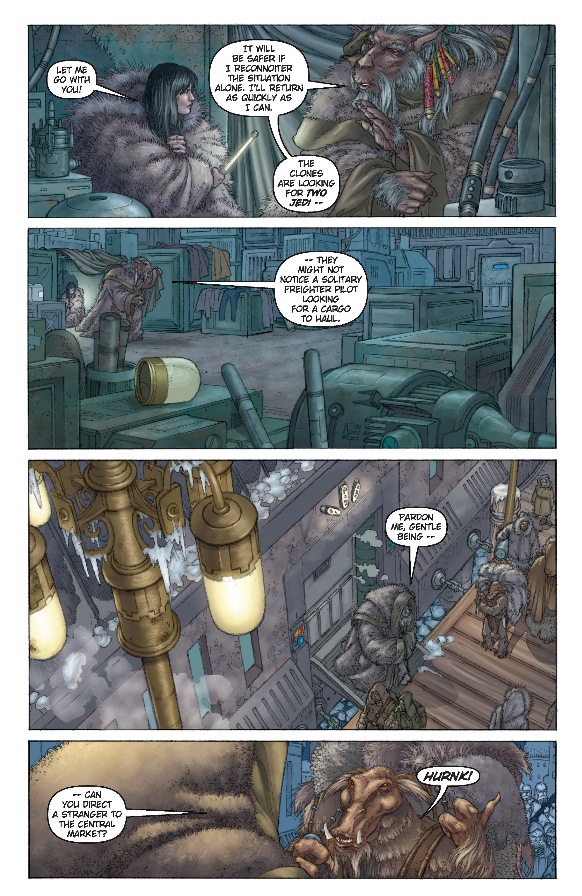 Read online Star Wars Omnibus comic -  Issue # Vol. 31 - 20