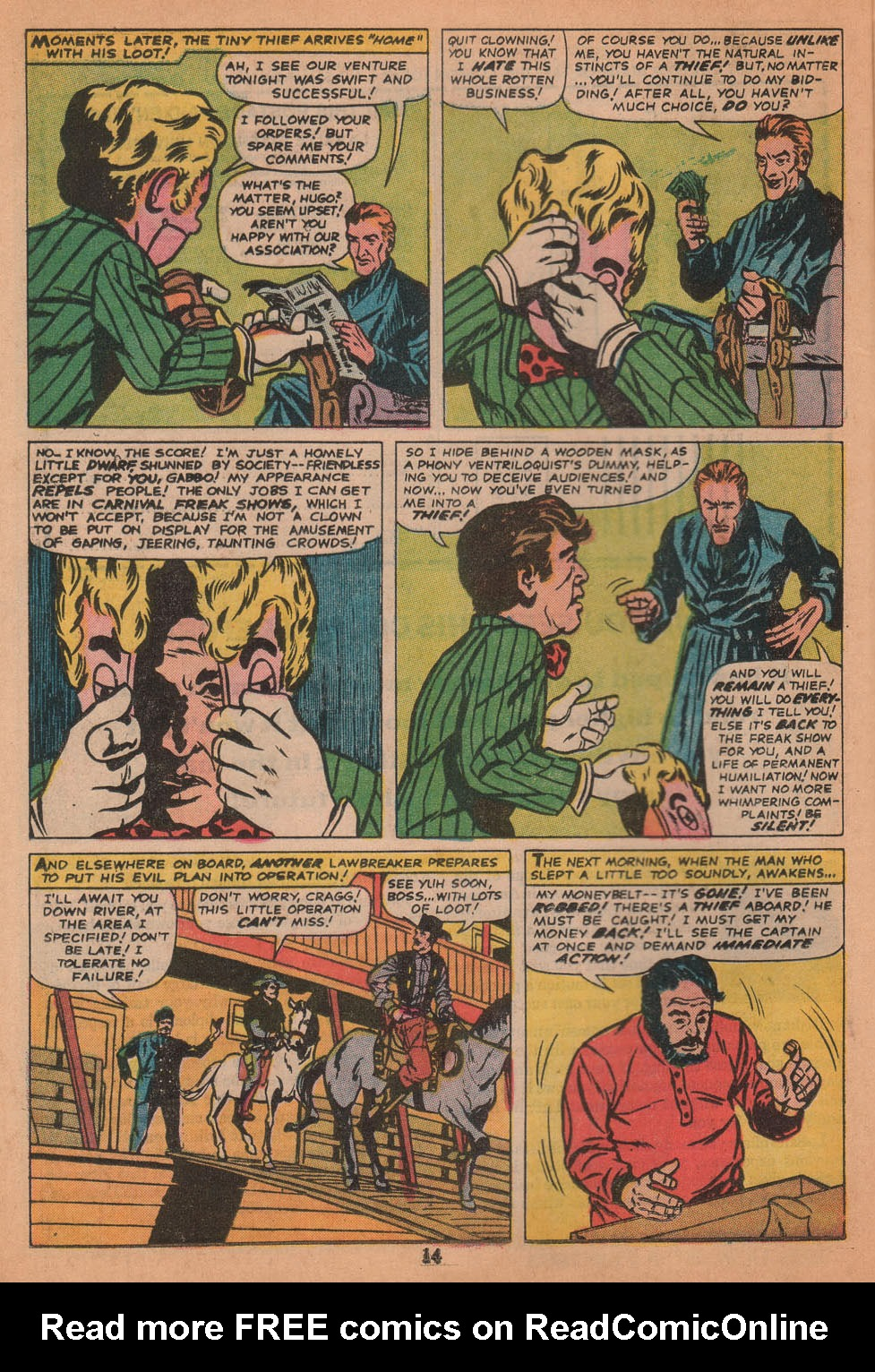 The Rawhide Kid (1955) issue 116 - Page 16
