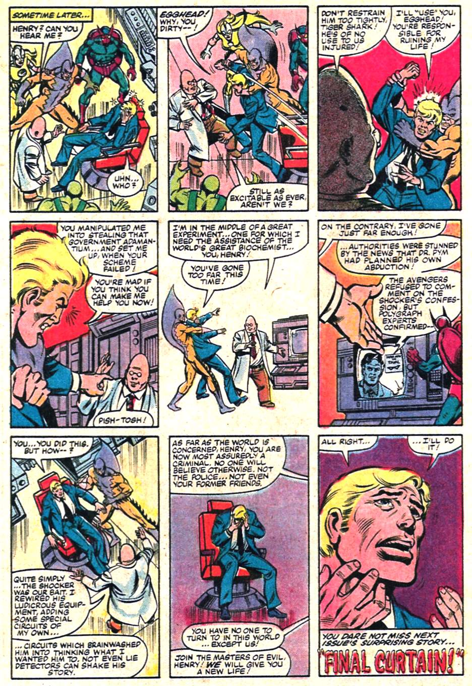 The Avengers (1963) 228 Page 22