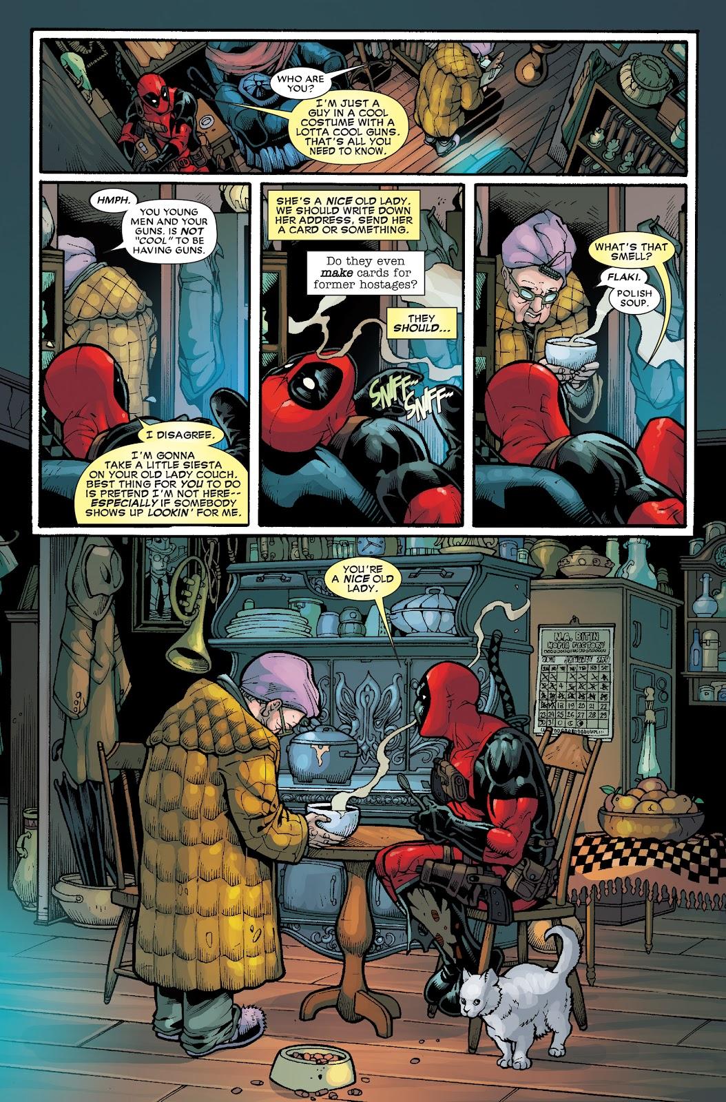 Read online Deadpool (2008) comic -  Issue #33.1 - 12