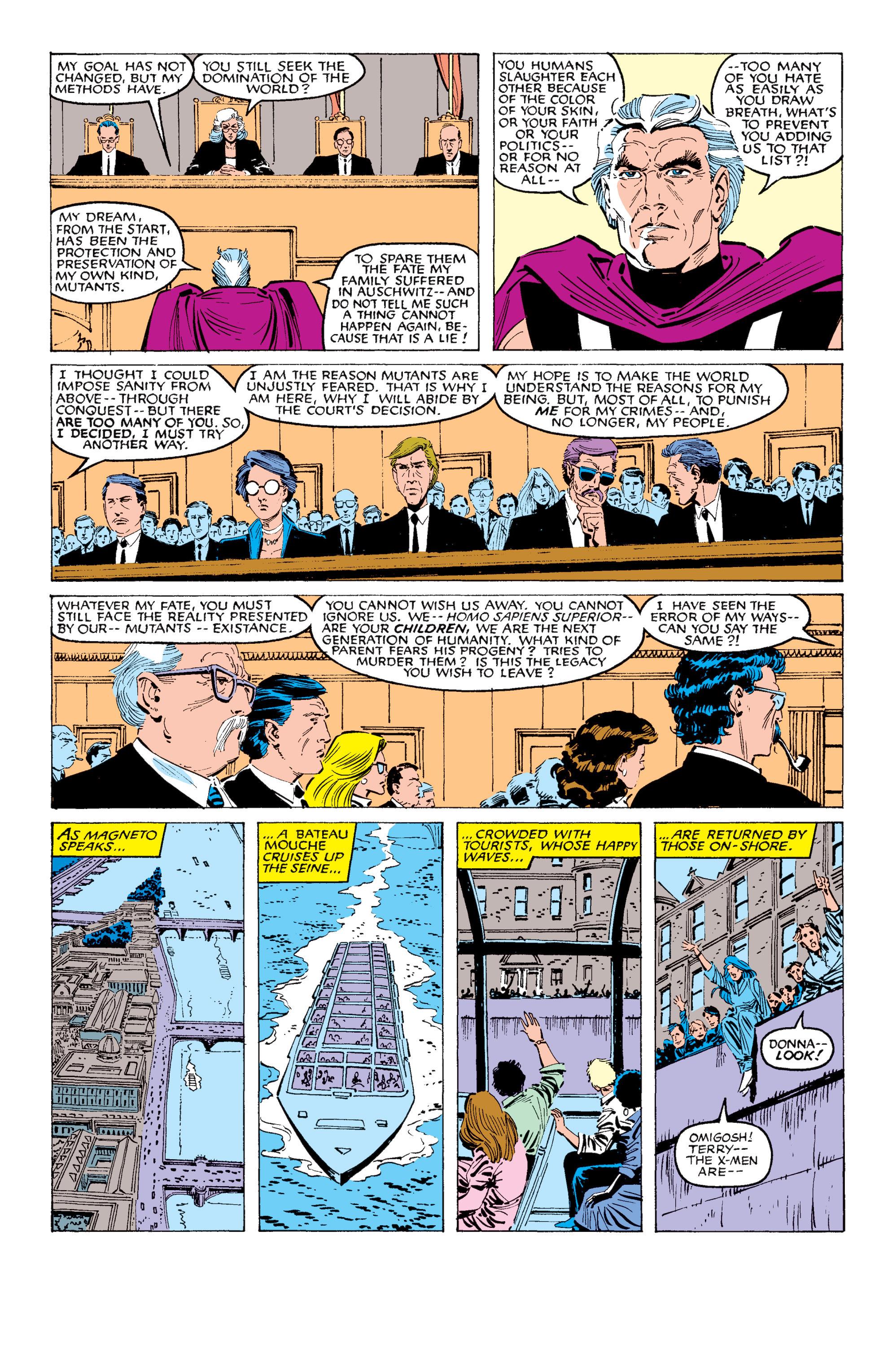 Read online Uncanny X-Men (1963) comic -  Issue #200 - 27