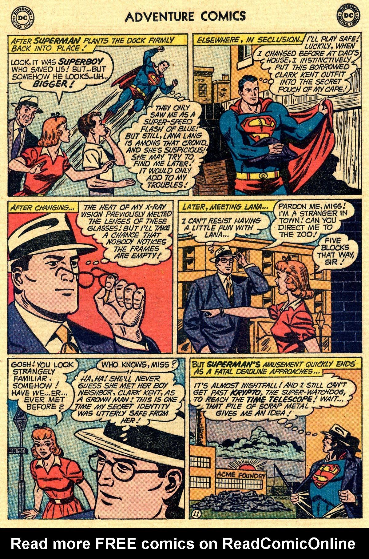 Read online Adventure Comics (1938) comic -  Issue #265 - 13