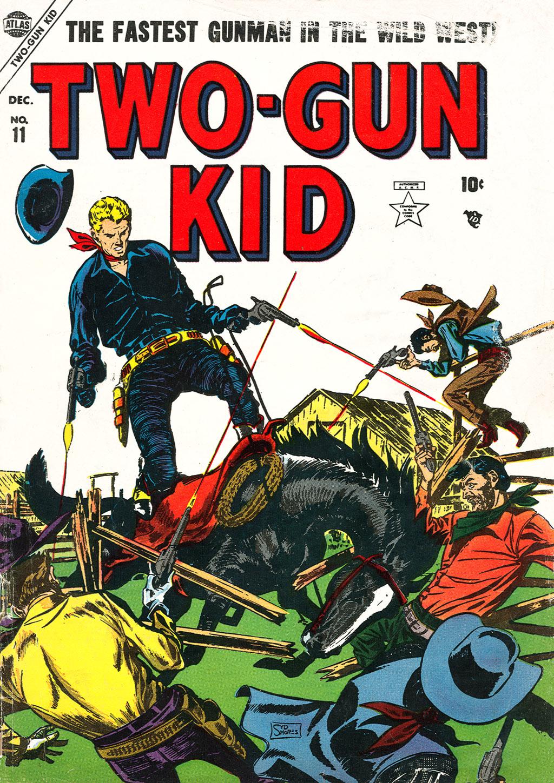 Read online Two-Gun Kid comic -  Issue #11 - 1