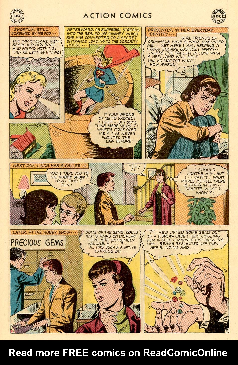 Read online Action Comics (1938) comic -  Issue #326 - 23