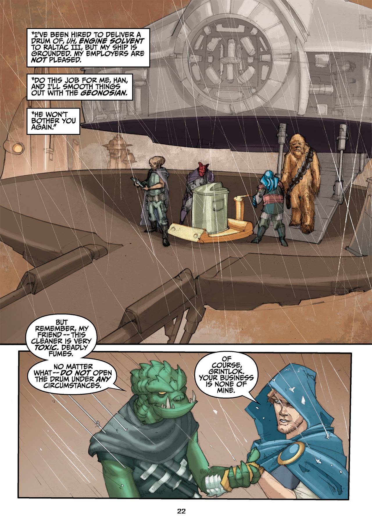 Read online Star Wars Omnibus comic -  Issue # Vol. 33 - 104