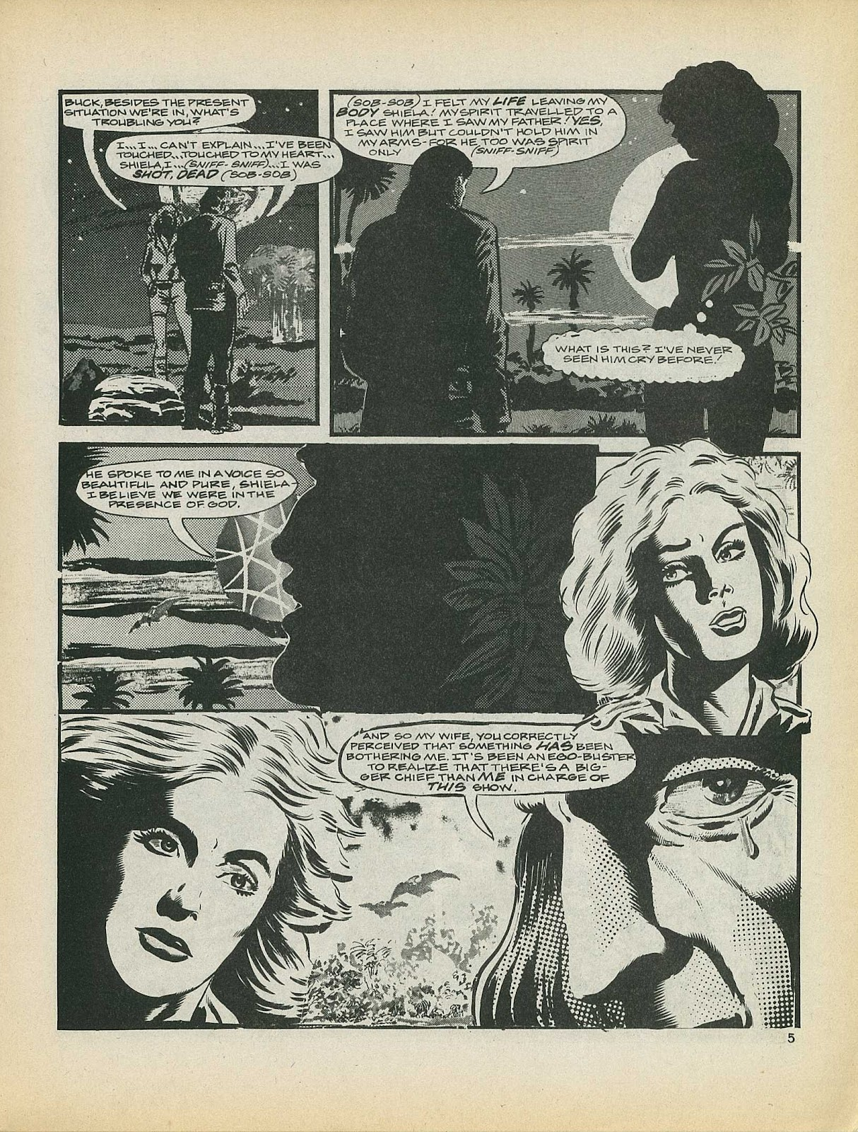 Star Fighters issue 4 - Page 6