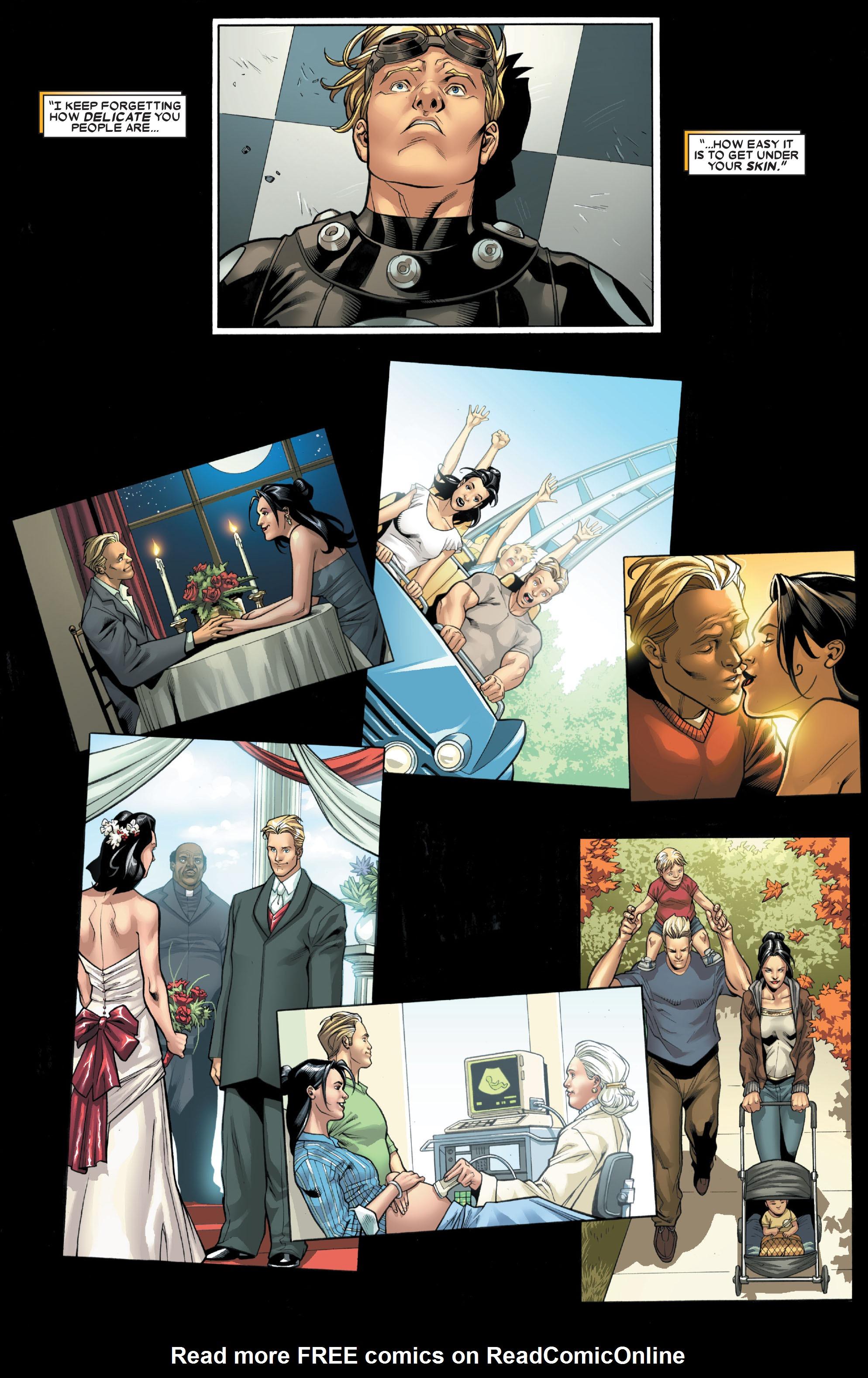 X-Men (1991) 191 Page 6
