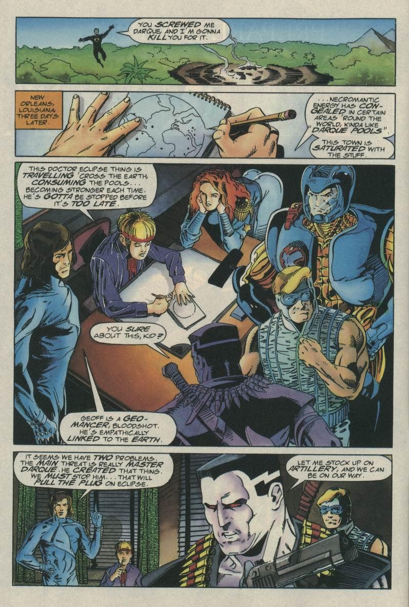 Read online Secret Weapons comic -  Issue #2 - 6