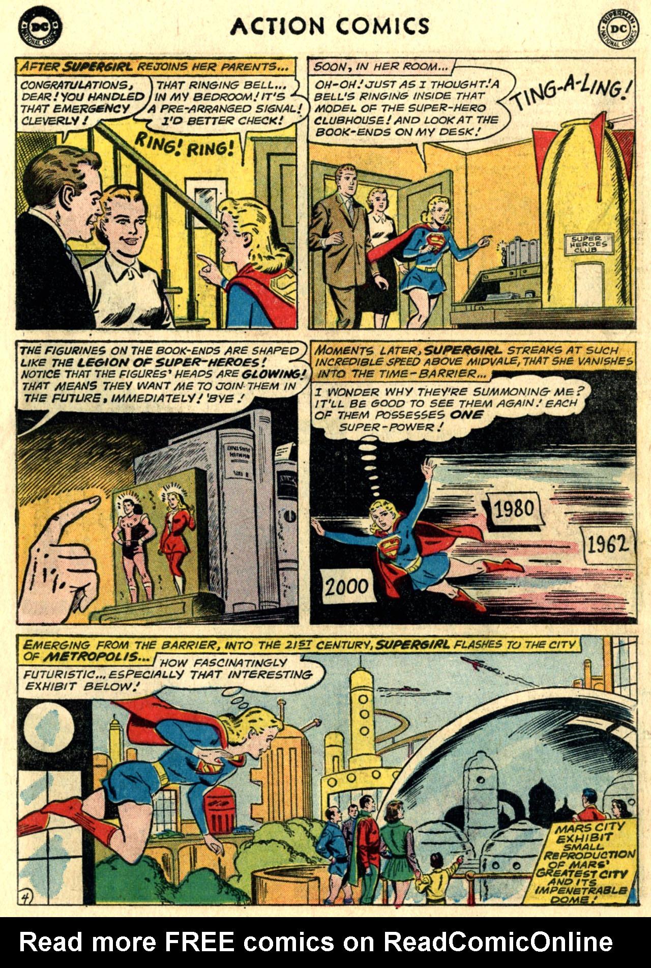 Action Comics (1938) 287 Page 21