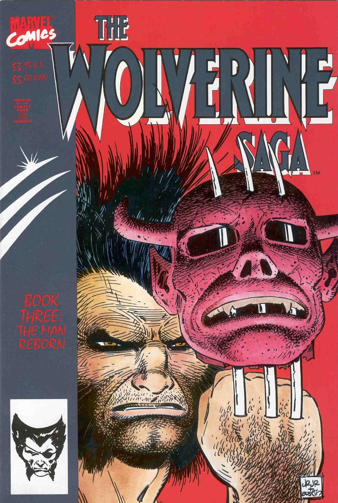 Wolverine Saga (1989) 3 Page 1