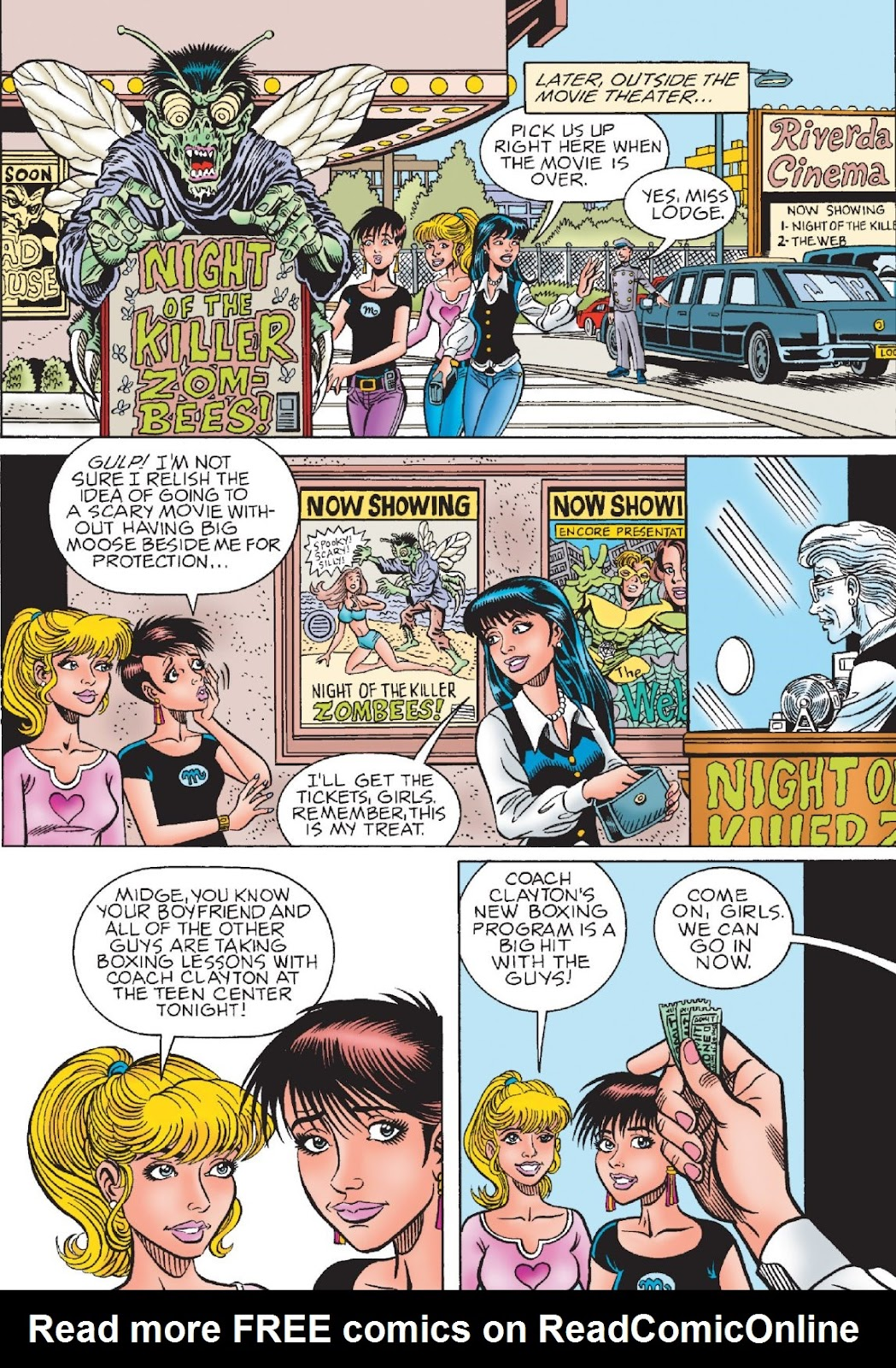 Read online Archie's New Look Series comic -  Issue #1 - 8