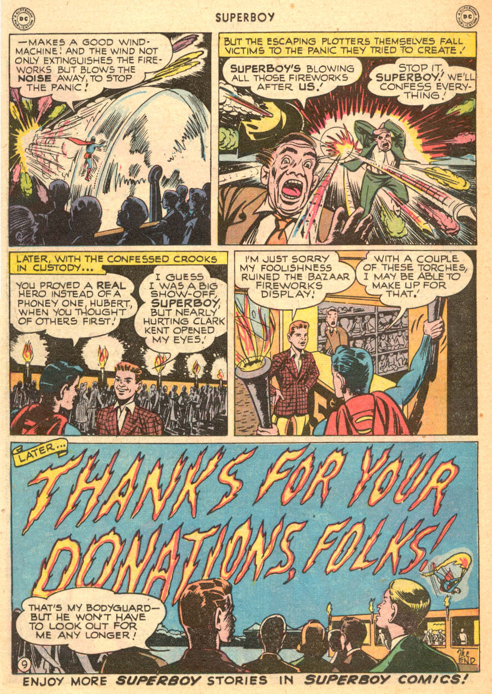 Superboy (1949) issue 3 - Page 22