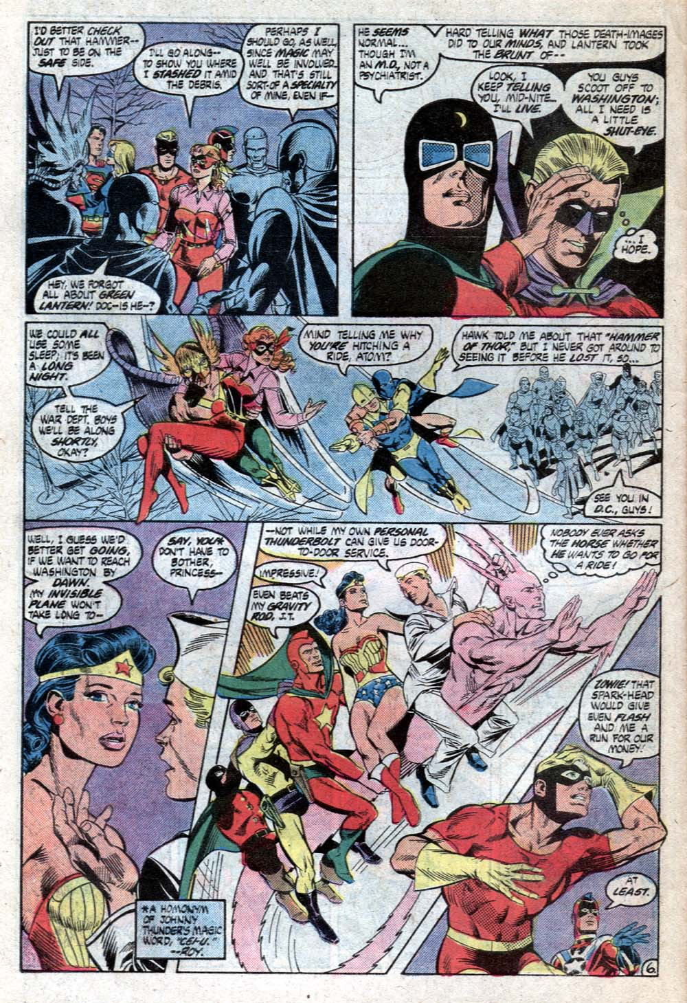 Read online All-Star Squadron comic -  Issue #21 - 9