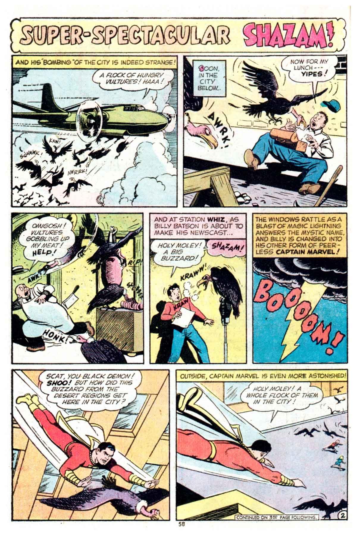 Read online Shazam! (1973) comic -  Issue #16 - 58