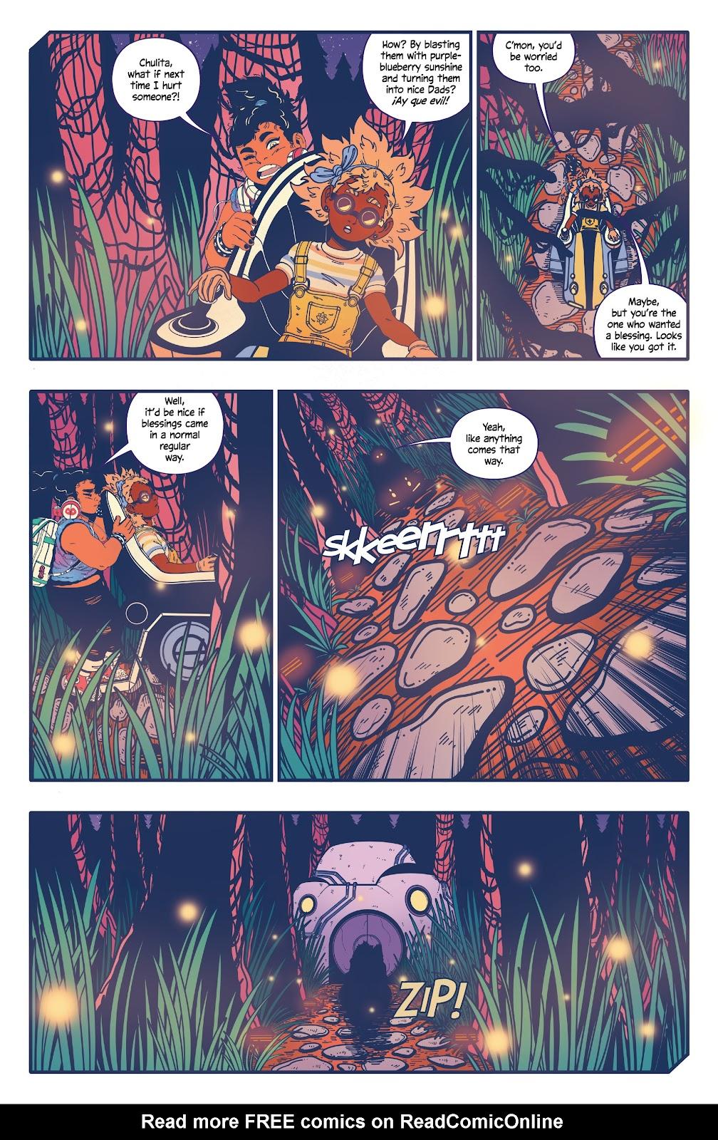 Read online b.b. free comic -  Issue #2 - 4