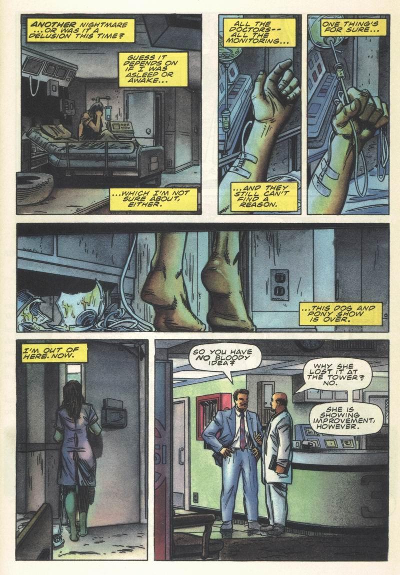 Read online Secret Weapons comic -  Issue #14 - 4