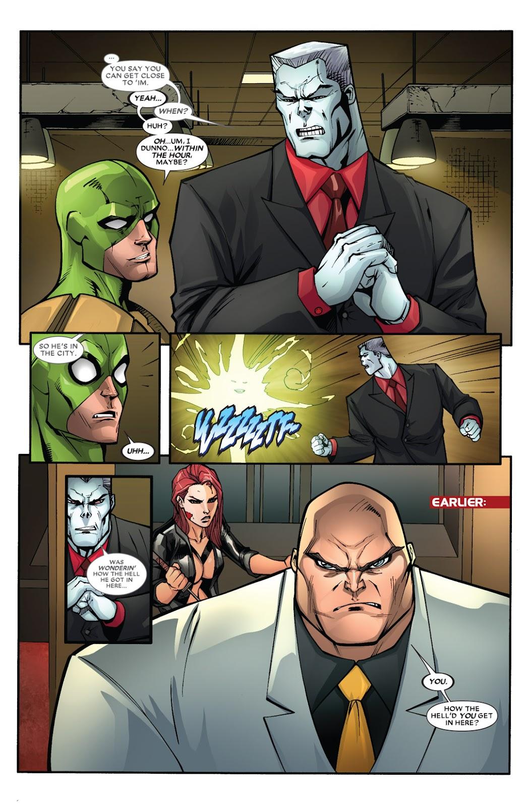 Read online Deadpool (2008) comic -  Issue #51 - 17