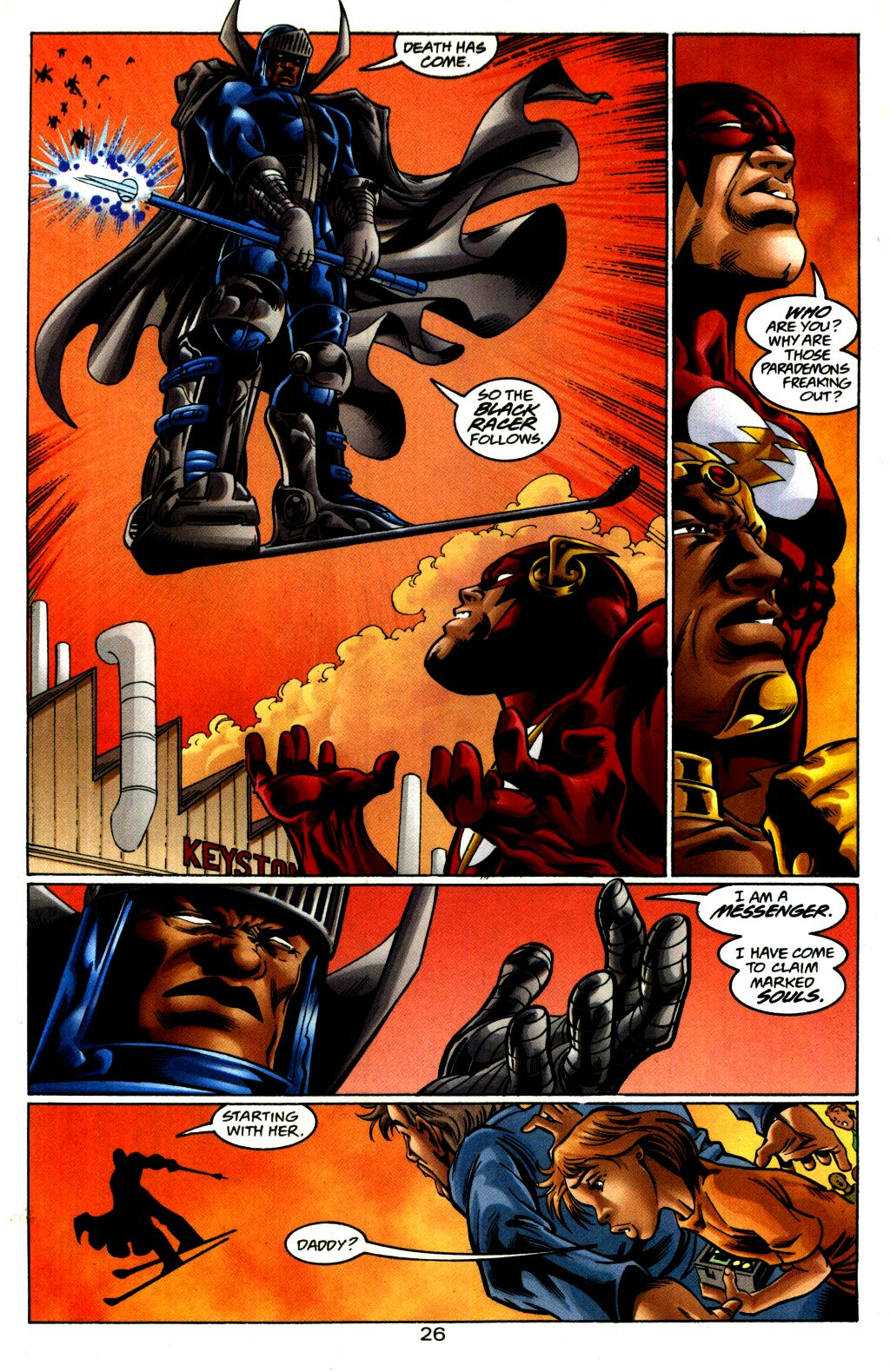 Read online The Flash: Our Worlds at War comic -  Issue # Full - 26