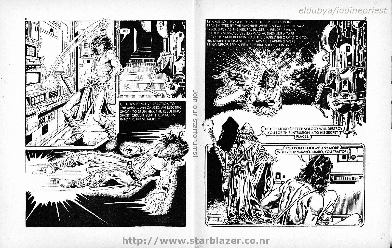 Starblazer issue 118 - Page 6