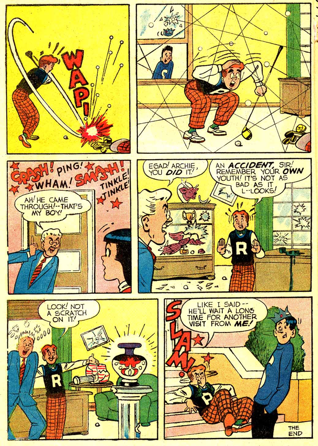 Read online Archie (1960) comic -  Issue #115 - 8