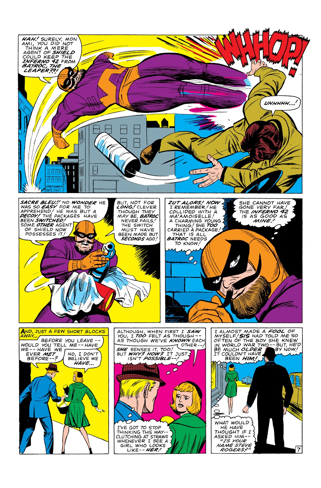 Read online Marvel Masterworks: The Invincible Iron Man comic -  Issue # TPB 3 (Part 3) - 29
